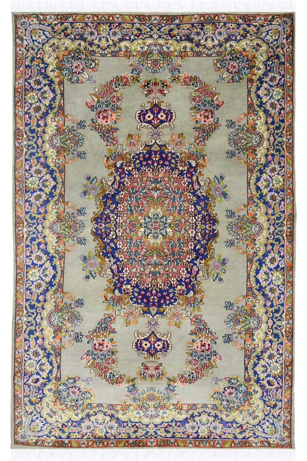 Persian mint antique area rug yak carpet - Wonderful persian living room designs buying tips for the rug ...