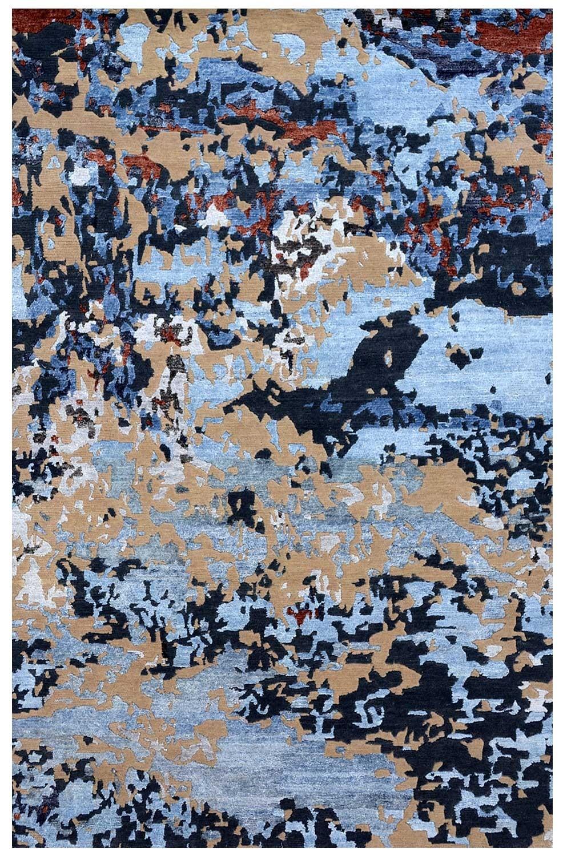 Blue Sky Modern Carpet