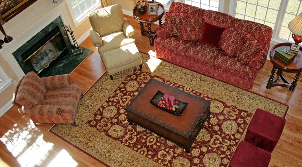 How To Match Indian Home Decor With Traditional Handmade Carpets