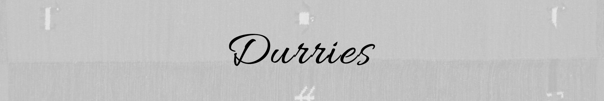 Durries