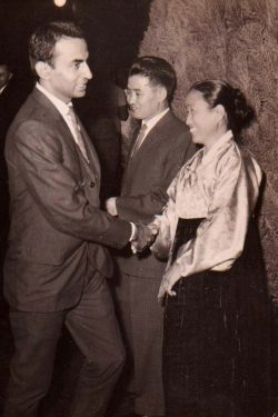 Mr. Talwar with Ambassador of Vietnam and his wife