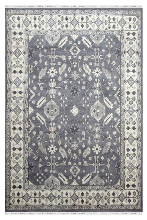 monochrome rugs