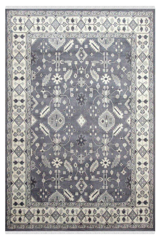 monochrome rugs