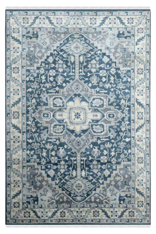 Embossed Monochrome Carpet