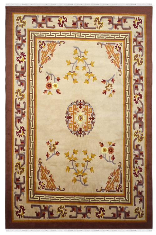 Floral Branch wool rug