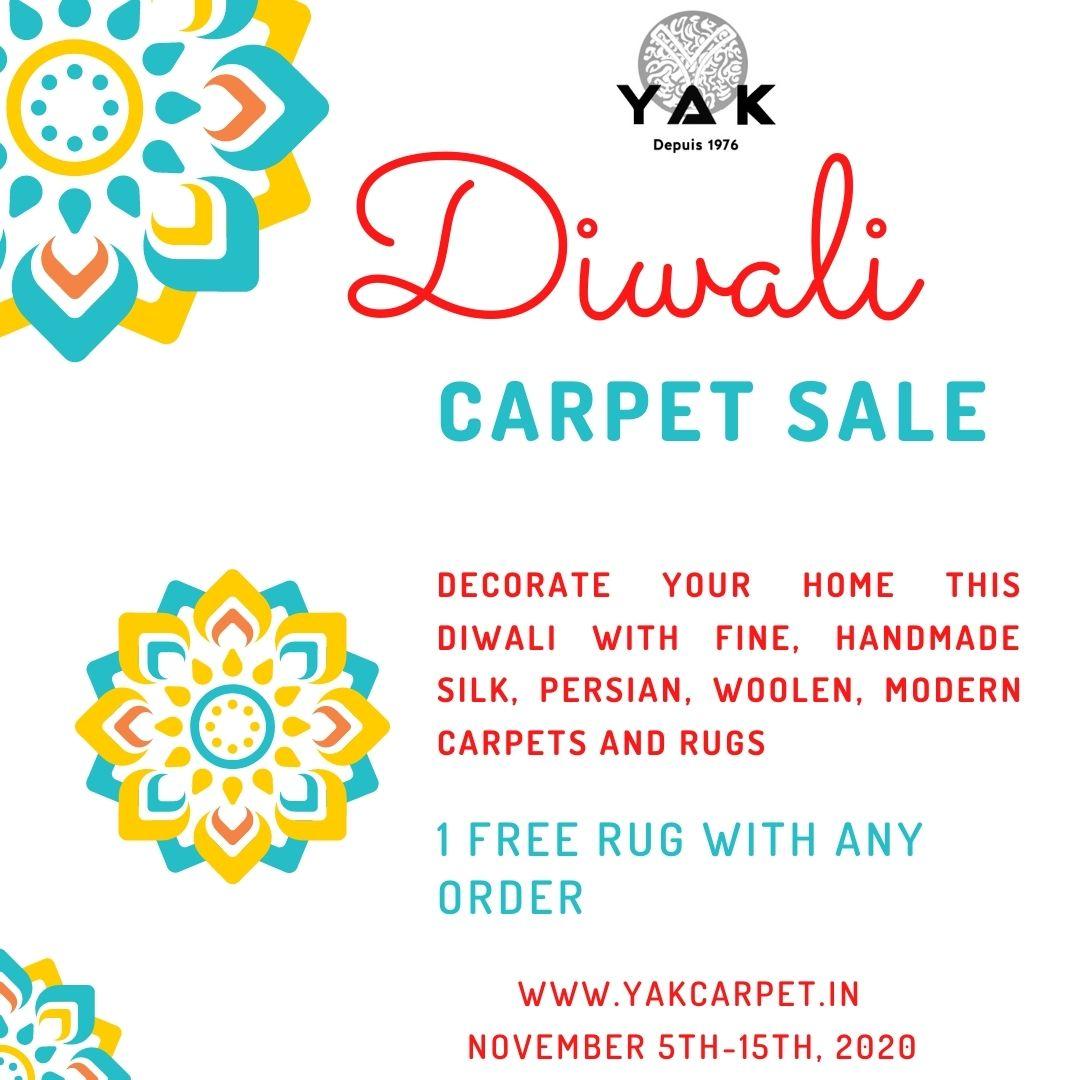 Diwali carpet offer 2020